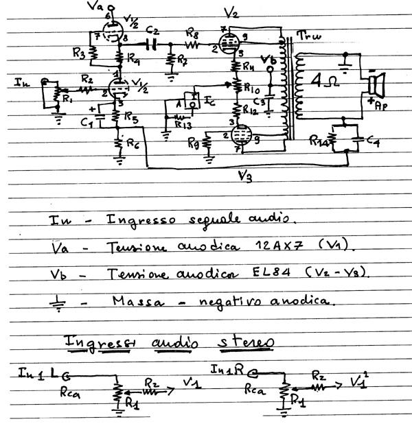Schemi Elettrici Giradischi Lesa : Schema elettrico giradischi lesa